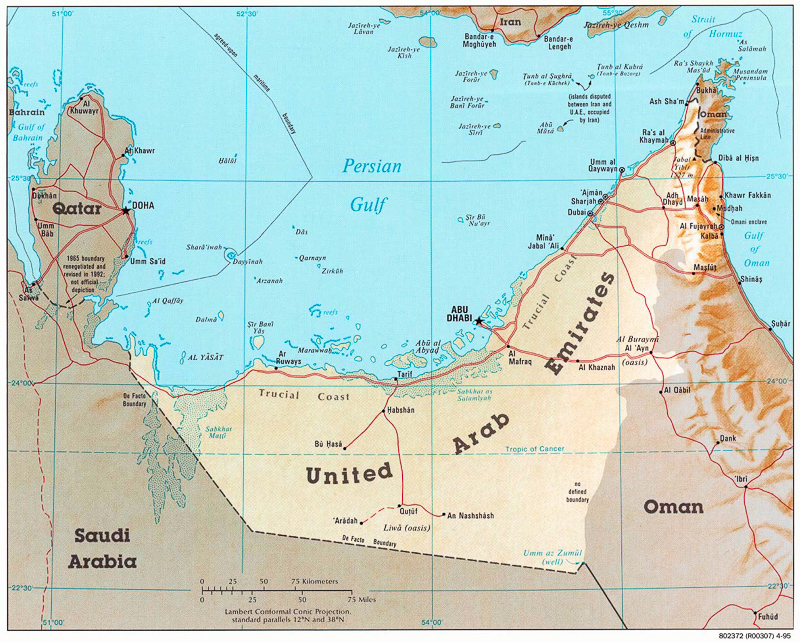 Vereinigte Arabische Emirate Definition And Synonyms Of