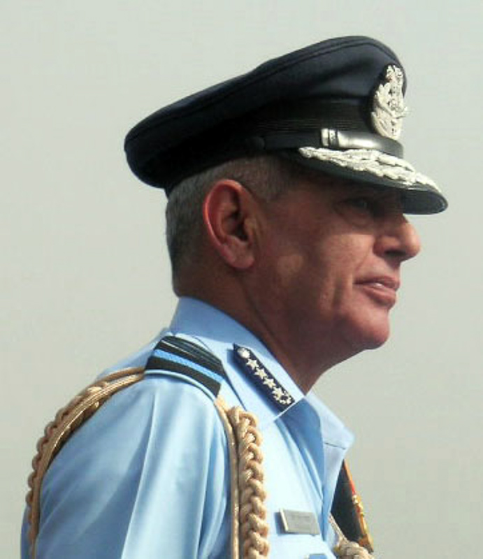 four-star general