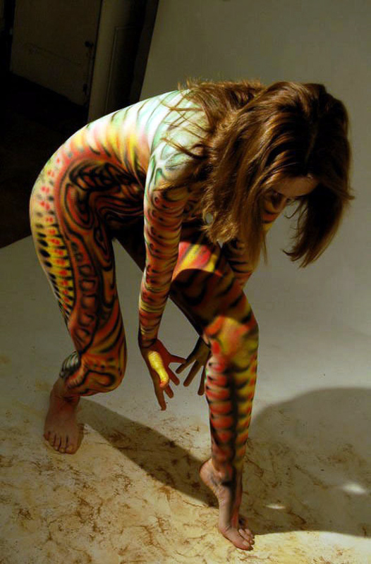 Body Art Definition And Synonyms Of Body Art In The Italian Dictionary
